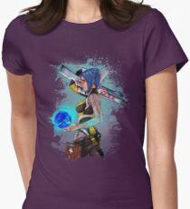 Borderlands 2 Maya the Siren Splatter Tee Women's Fitted T-Shirt