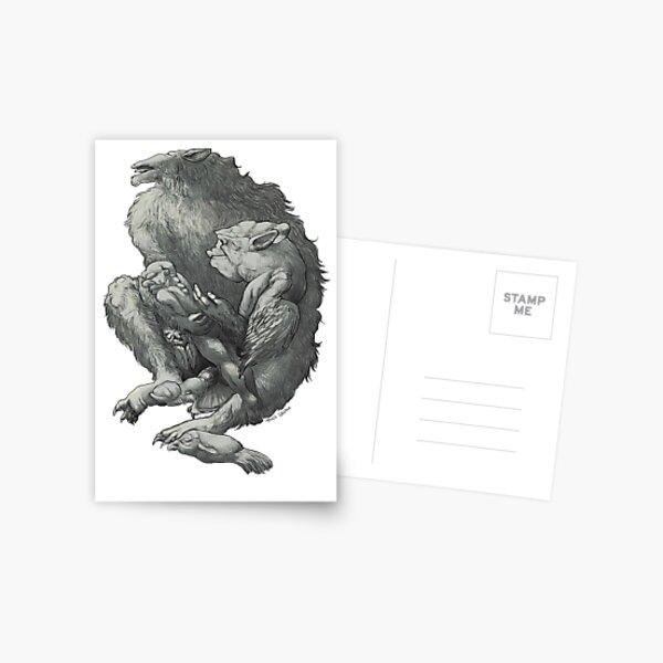 Goblin Love Postcard