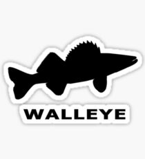 Simply Walleye Sticker