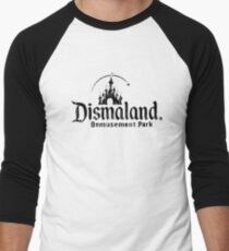 Dismaland - Banksy! Men's Baseball ¾ T-Shirt