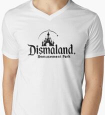Dismaland - Banksy! Men's V-Neck T-Shirt