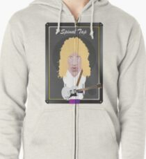 This Is Spinal Tap. David St. Hubbins. Zipped Hoodie