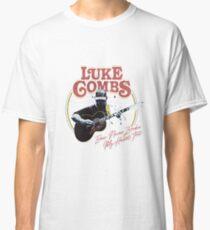 sekarang beer never luke combs my heart Classic T-Shirt