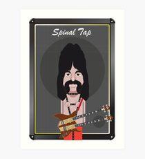 This Is Spinal Tap. Derek Smalls. Art Print
