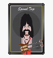 This Is Spinal Tap. Derek Smalls. Photographic Print