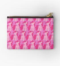 Pinkie Pie, Tiled Pattern (Small Pinkies) Zipper Pouch