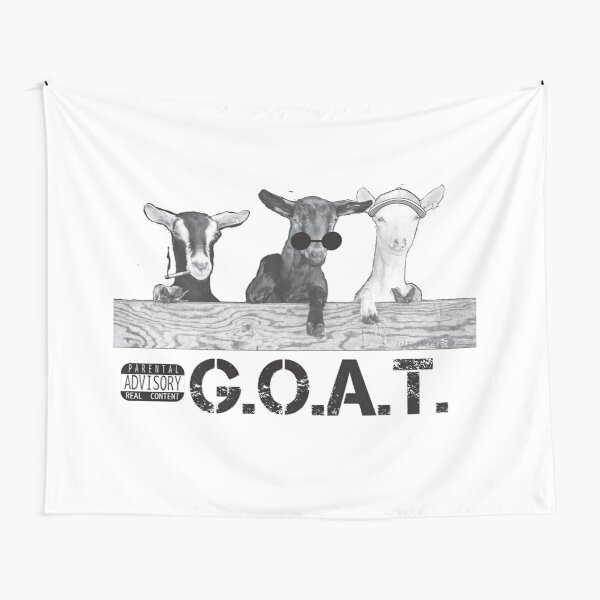 G.O.A.T.s Tapestry
