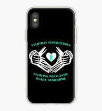 PCOS Heroes iPhone Case