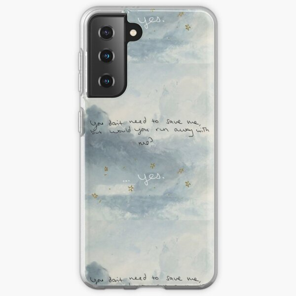 Taylor Swift- Call it What You Want Samsung Galaxy Soft Case