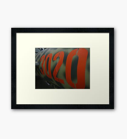 Thirty is the New Twenty Framed Print