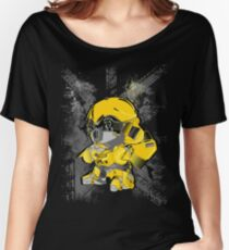BUMBLEBEE TRANSFORMER Women's Relaxed Fit T-Shirt