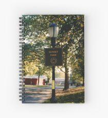 Sunset Park Spiral Notebook