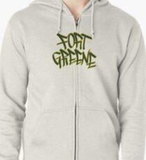 Fort Greene Zipped Hoodie