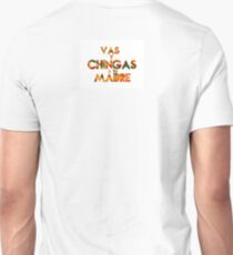 mexican proverb Unisex T-Shirt