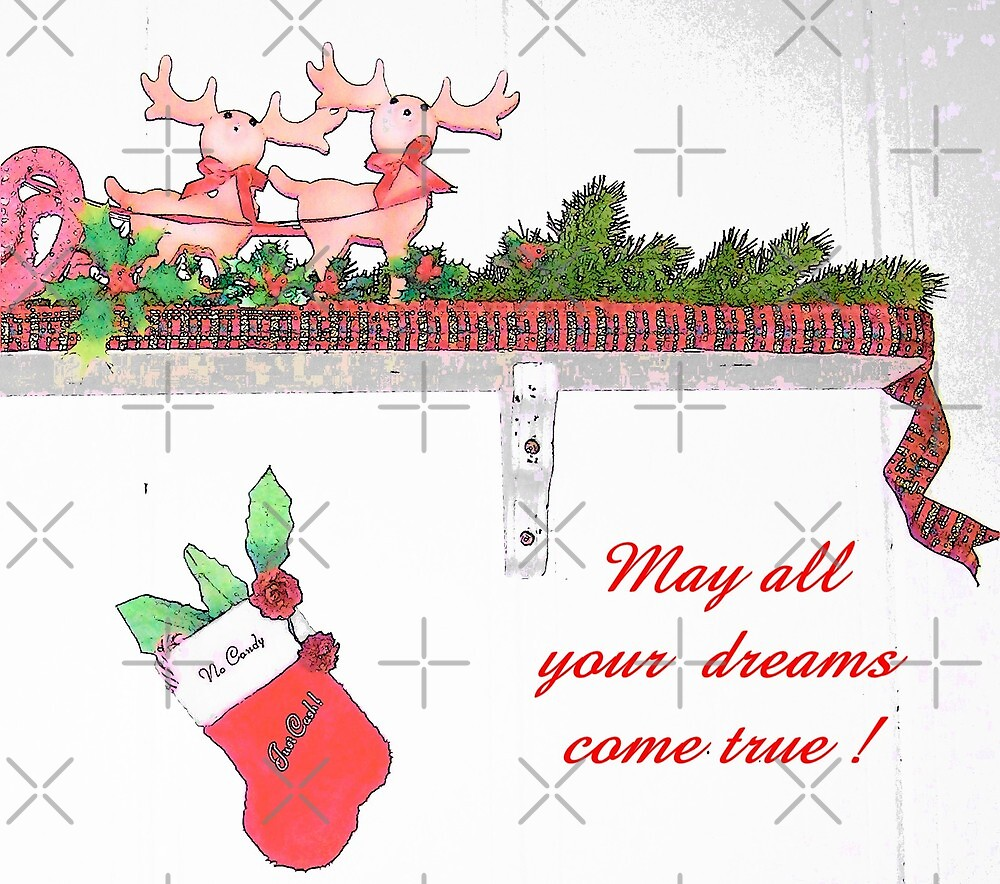 Christmas Dreams by Betty  Town Duncan