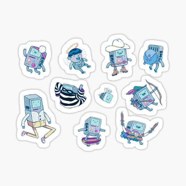 BMO Forever - 1 Sticker