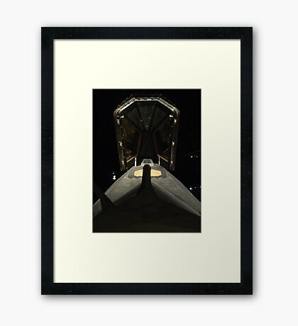 The Nighthawk Framed Print