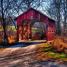 Little Covered bridge  by ECH52