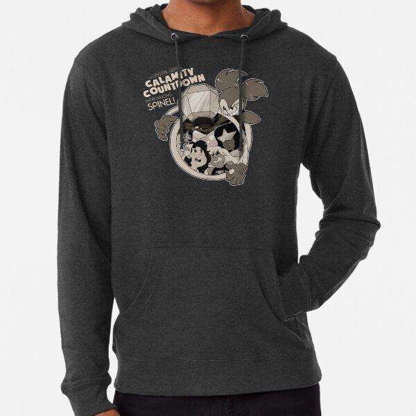 Steven Universe The Movie - Calamity Countdown Lightweight Hoodie