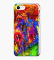 Abstract 9059 iPhone Case/Skin