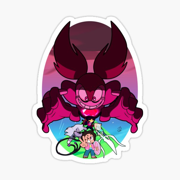 Me and Her Friends Sticker