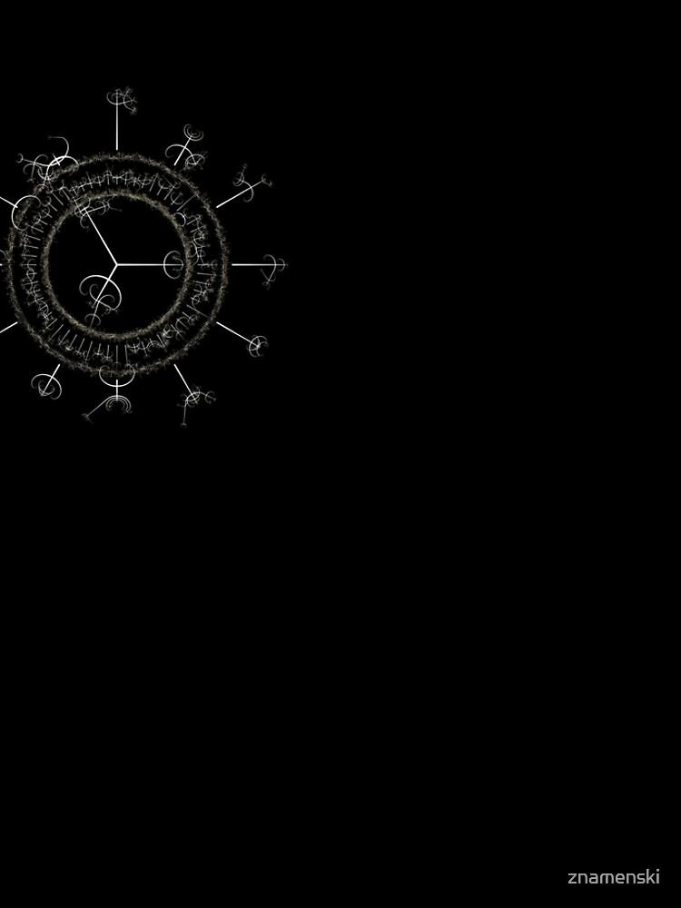#DarkArts, #vortex, #illustration, #abstract, design, element, science, creativity by znamenski