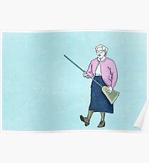Frau Doubtfire. Poster