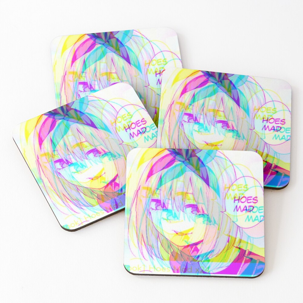 they still mad Coasters (Set of 4)
