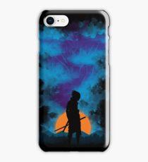 Susanoo Silhouette iPhone Case/Skin