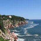 Nova Scotia's Coastline by Joseph Rieg