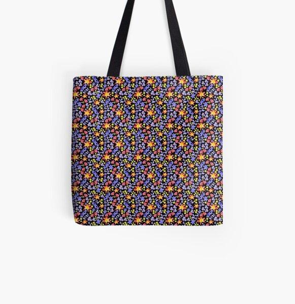 Australian flowers All Over Print Tote Bag