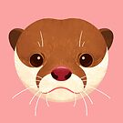 Otterface by Tami Wicinas