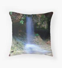 Cave Spring Throw Pillow