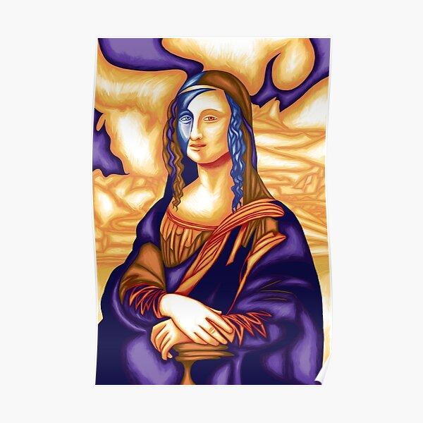 Mona Lisa 88 Poster