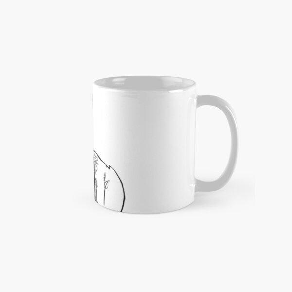 Blue Heeler Drawing Classic Mug