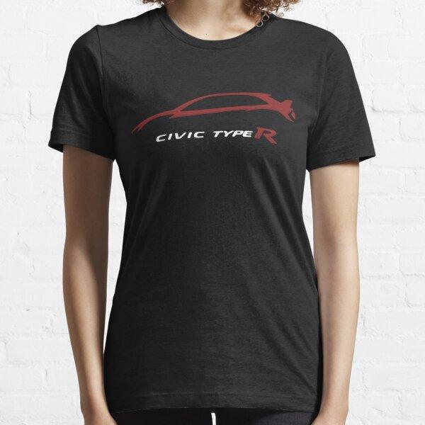 Civic Type R T-shirt essentiel