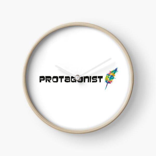Protagonist Geschenk für Autor Schriftsteller Uhr