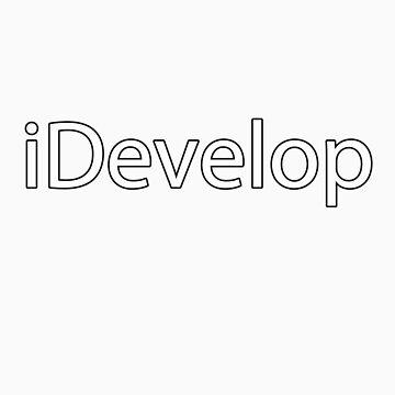 iDevelop Apple Programmer  by shutterfool