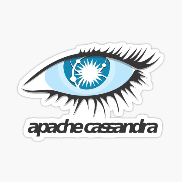 Apache Cassandra Sticker