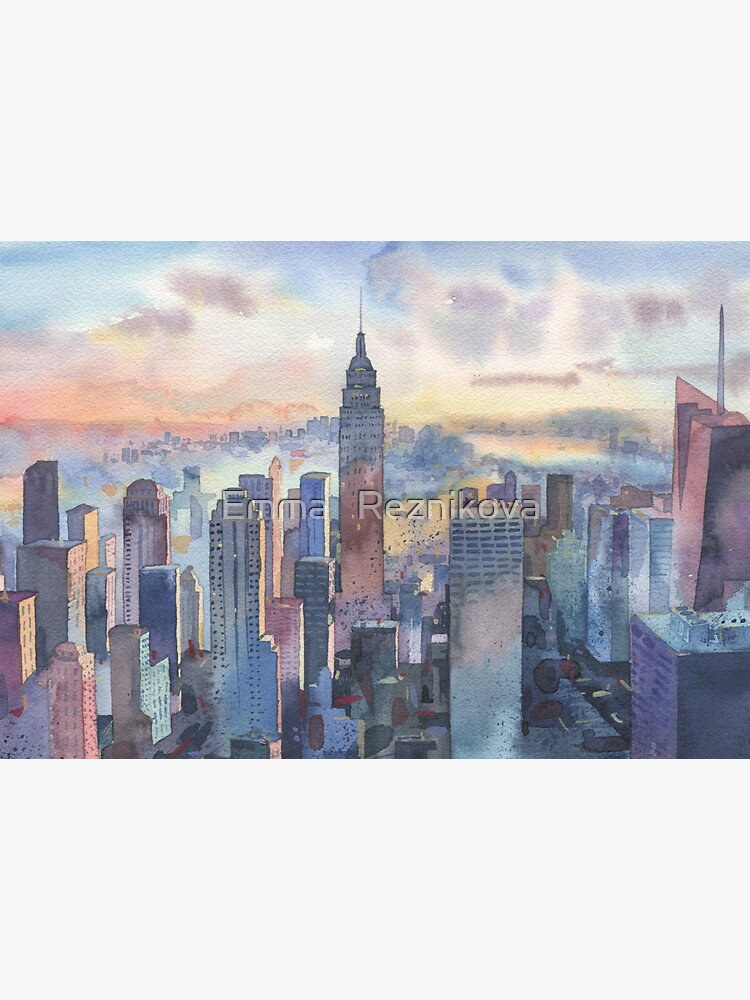New York by EMMARE