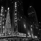 Radio City Christmas 2 by Michael J. Cargill