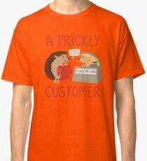 A Prickly Customer Classic T-Shirt