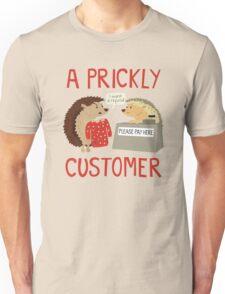 A Prickly Customer Unisex T-Shirt