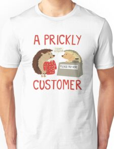 A Prickly Customer T-Shirt