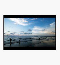 seascapes Photographic Print