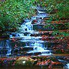 Little Angel Falls by Chelei