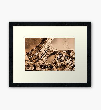 BALLOON RIDE AZ... Framed Print