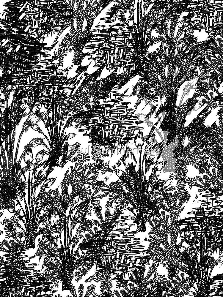 Grey Jungle Camo by lazykite