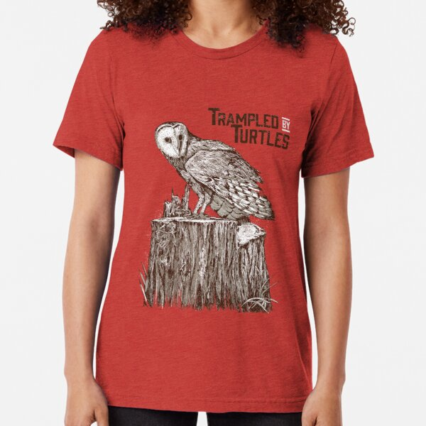 Trampled by Turtles Tri-blend T-Shirt