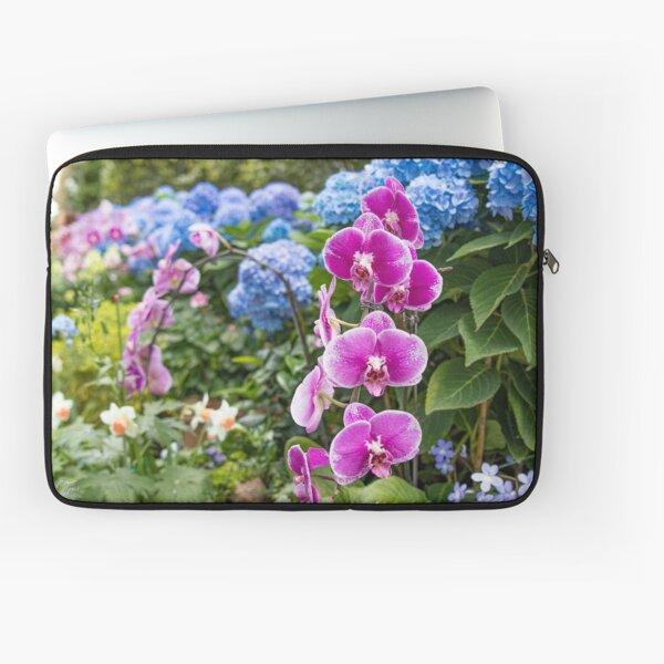 Splendid Orchids  Laptop Sleeve